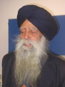 Fauja Singh. Source - Wikipedia.